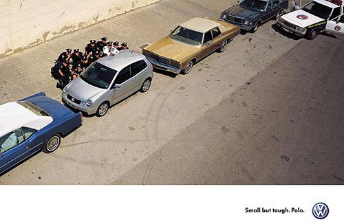 VW Polo reklama
