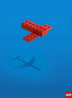 Lego reklama