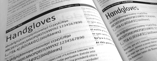 FontFont catalogue 2007